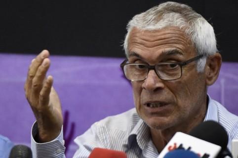 Héctor Cúper, técnico de Egipto