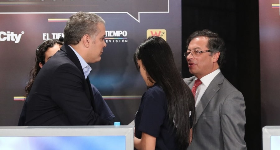 Debate de candidatos a la presidencia de Colombia