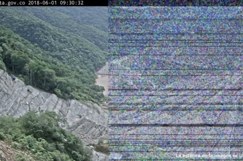 Censura en Hidroituango