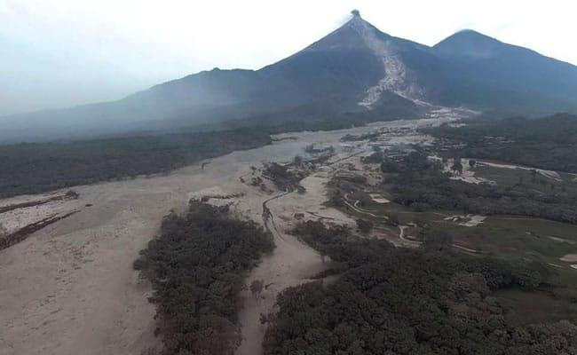 guatemala volcan