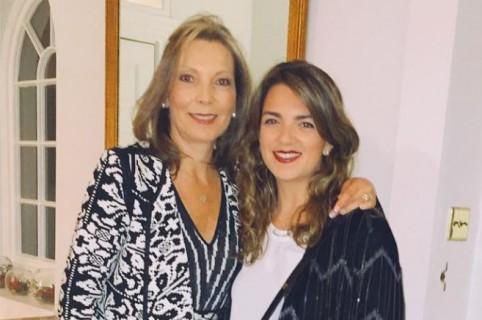 Tutina y María Antonia