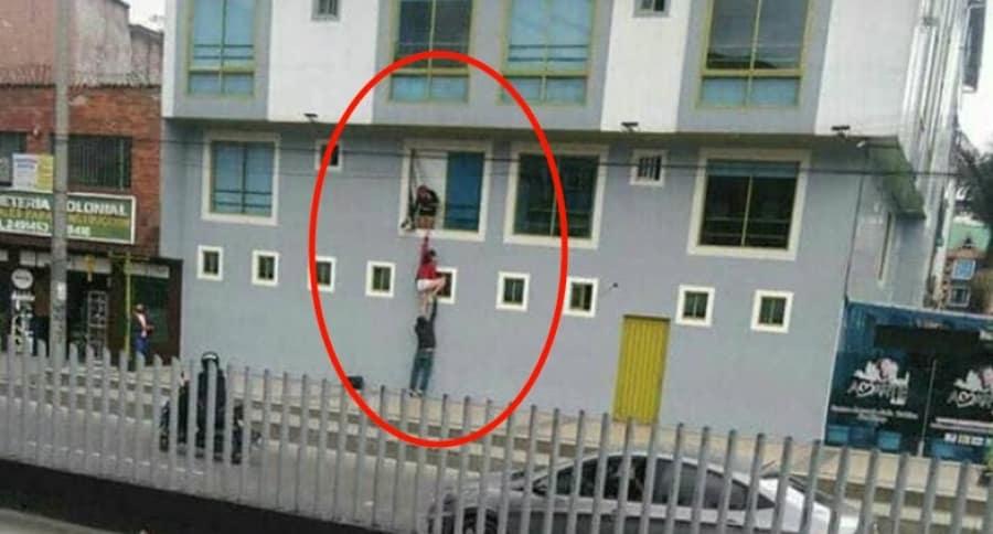 Escape de motel