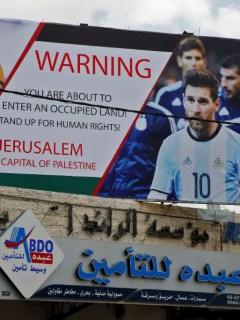 Israel vs. Argentina