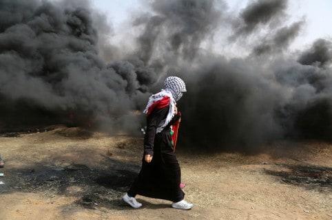 Conflicto palestino-israelí