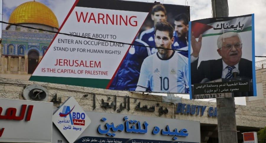 Calles de Hebrón,Palestina