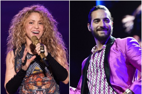 Shakira / Maluma