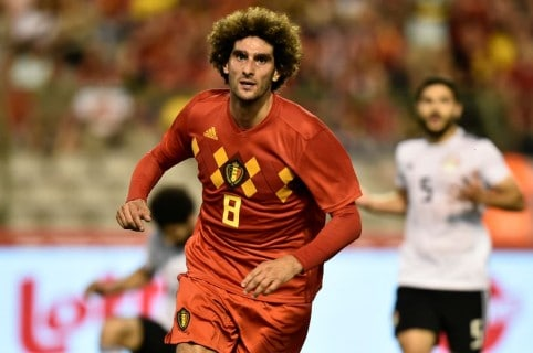Selección Bélgica