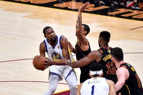 2018 NBA Finales - Juego 3