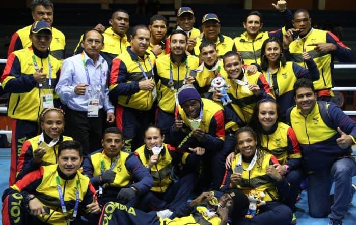 Boxeo en Juegos Suramericanos