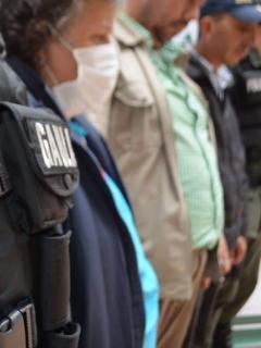 Capturados en Santander