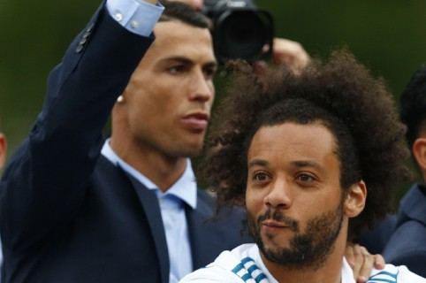 Cristiano Ronaldo y Real Madrid