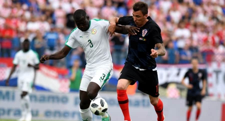 Croacia vs. Senegal