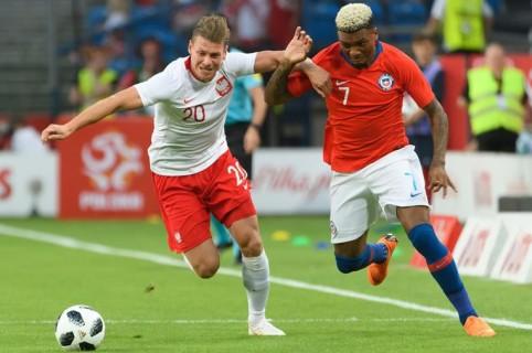 Polonia vs. Chile