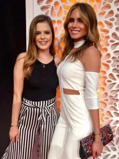 Carolina Sepulveda y Diana Paulina
