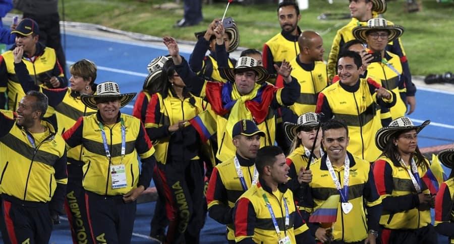 Cochabamba cede el testigo de los Suramericanos a Asunción con fiesta y arpas