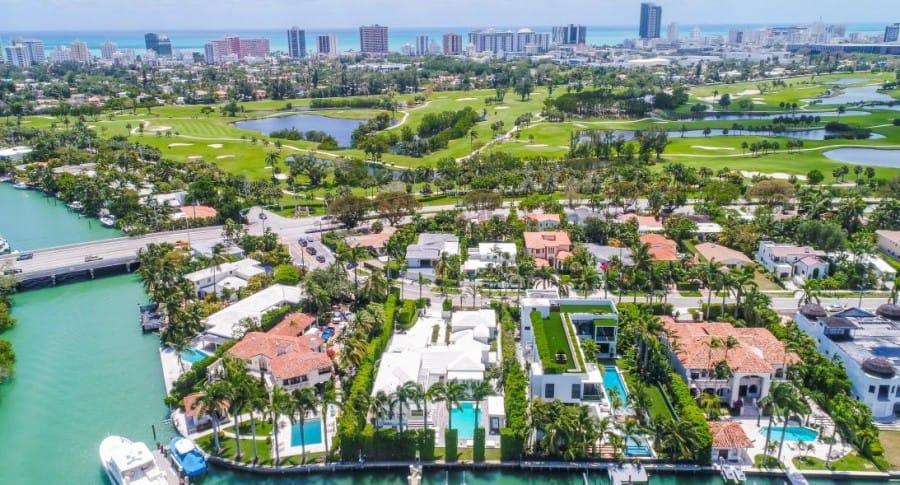 Casa de Shakira en Miami