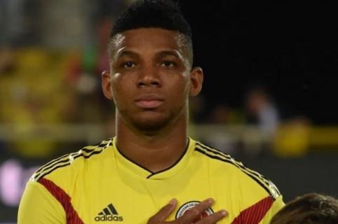 Frank Fabra, jugador de la Selección Colombia