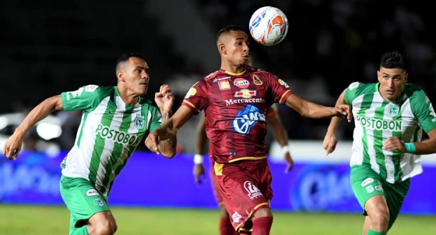 Deportes Tolima vs Atletico Nacional