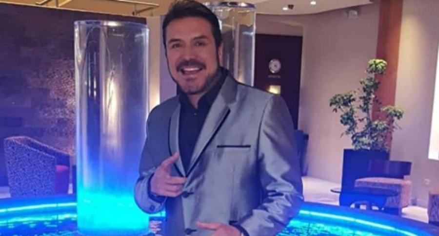 Iván Sánchez, líder de Iván y sus bam band.