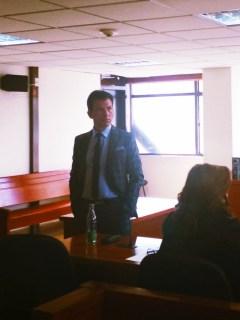 Juez caso Hyundai, Reinaldo Huertas