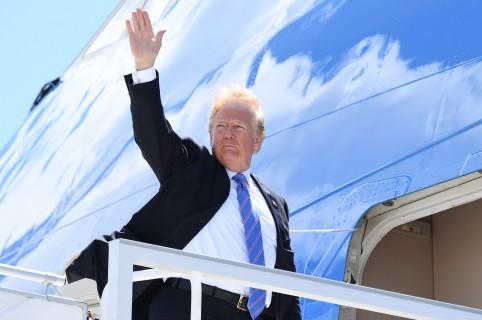 Donald Trump en el G7