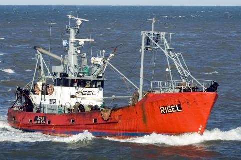 Pesquero Rgel