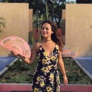 Natalia Reyes, actriz colombiana.