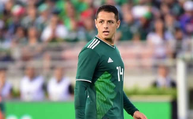 Chicharito AFP