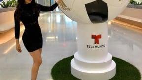 Jessica en Telemundo