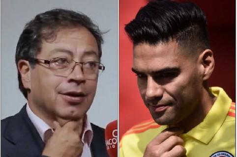 Gustavo Petro y Falcao García