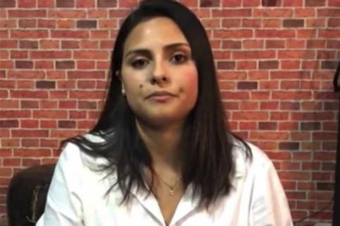 Julisa Milagros, humorista peruana.