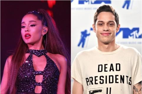 Ariana Grande / Pete Davidson