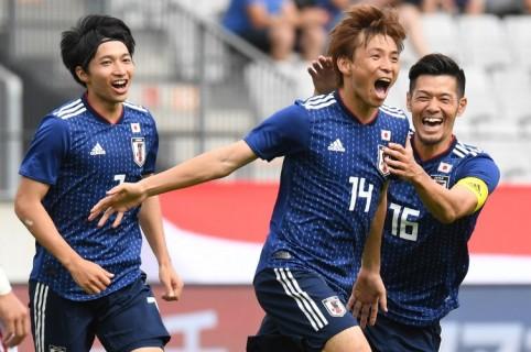 Japón vs. Paraguay