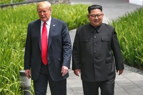 Donald y Kim