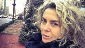 Margarita Rosa de Francisco, presentadora.