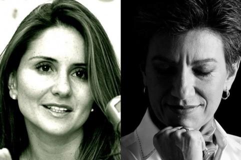Paola Ochoa y Claudia López