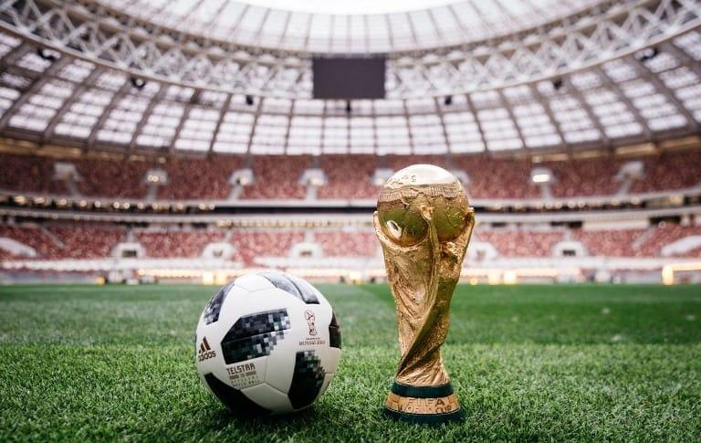 Balón Telstar y la Copa del Mundo