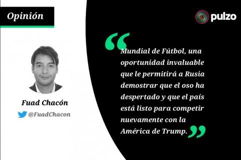 Faud Chacón 13-06-18