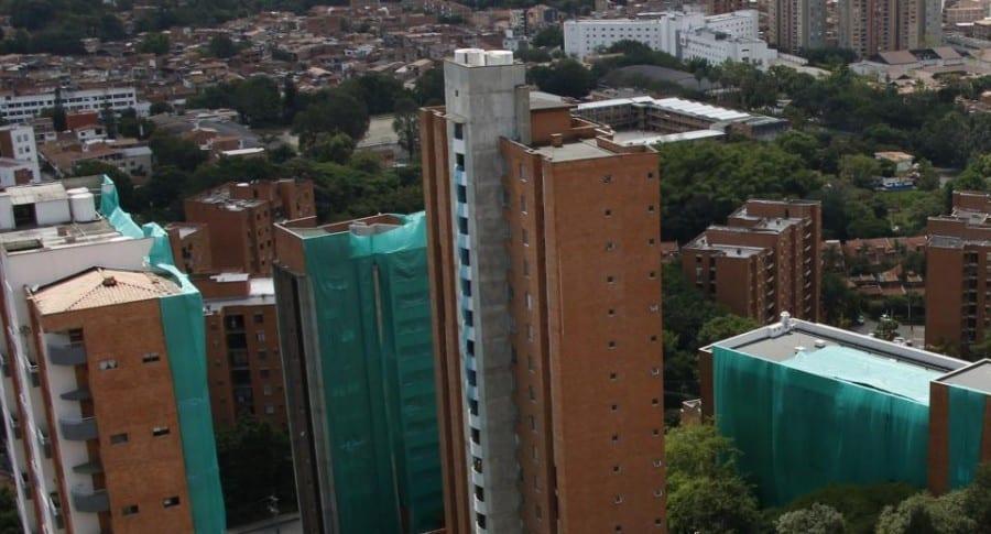 Zona edificio Bernavento