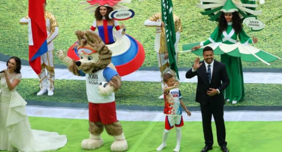 Mundial Rusia 2018.