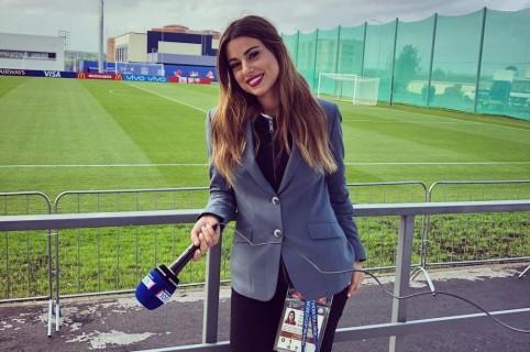 Marina Granziera, periodista.