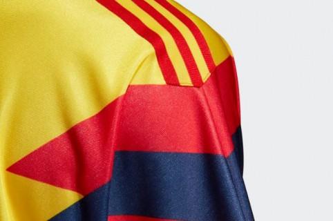 Camiseta Selección Colombia Italia 90