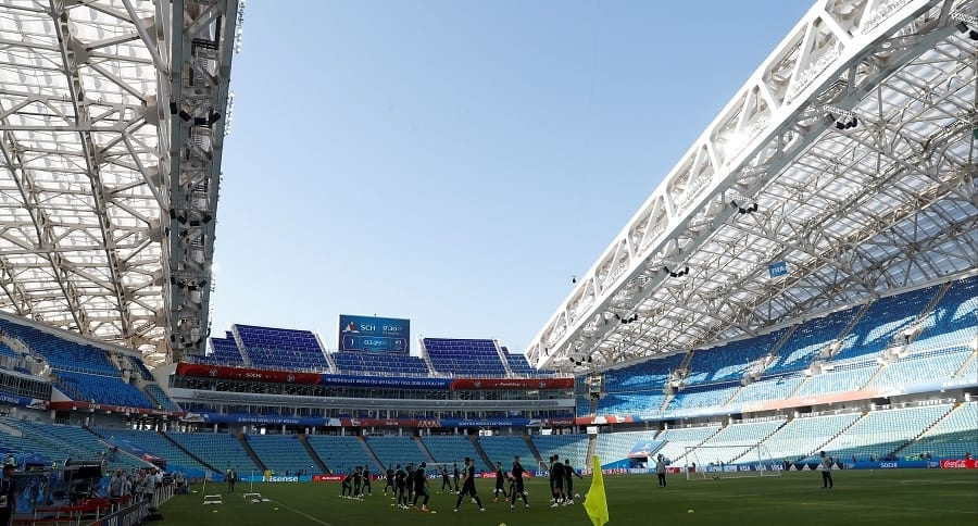 Estadio Olímpico de Sochi