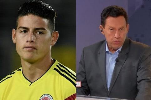 James Rodríguez / Óscar Rentería