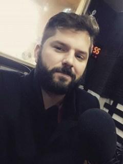 Gabriel Boric, político chileno.