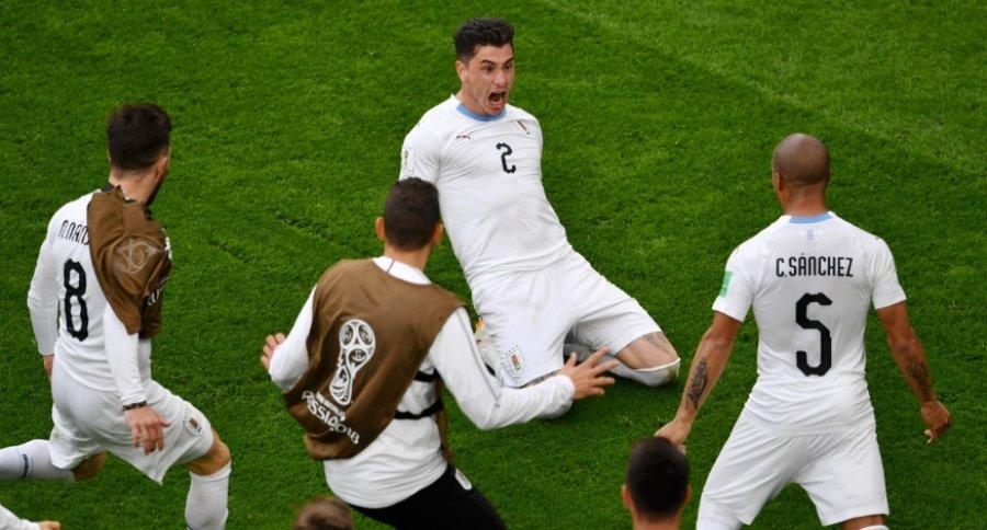 Uruguay 1-0 Egipto