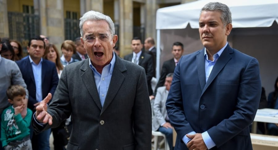Uribe y Duque