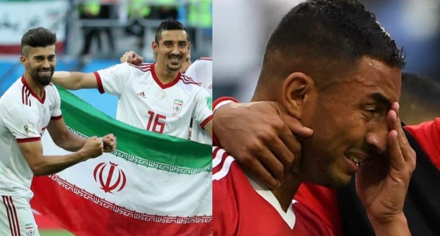 Irán 1-0 Marruecos