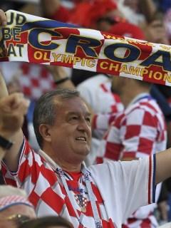 Hincha de Croacia