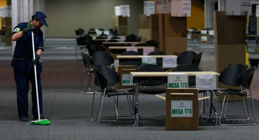 Ley seca en elecciones